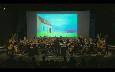 MAAAV et Orchestre de l'université LYON 2